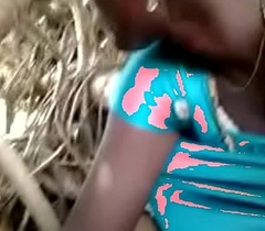 Indian Tribal Village Girl fucked less Forest