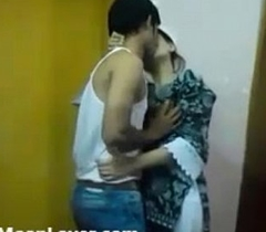 XXX Indian Couple Hard-core Kissing