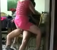 Desi Housewife quickie railing her neighbor