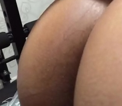 Huge ass bhabhi gets fucked in the gym apart from a young boy