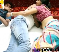 Bhabhi Hot Romance With Young Devar &amp_ Scrimp