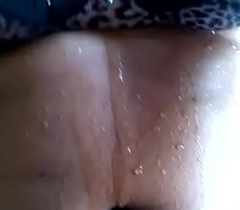 tamil girl bathing