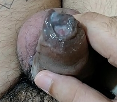 Racy Cum: Amateur Indian guy playing with jizz (Only be beneficial to females)