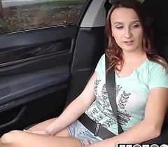 Mofos - Unvisited Teens - Indiana Cutie Banged in the Passenger car starring  Sadie Leigh