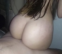 PAWG Riding Hard Cock Prime Booty