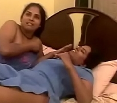 Hand-picked Age-old Desi Lesbian babes BGrade Convention